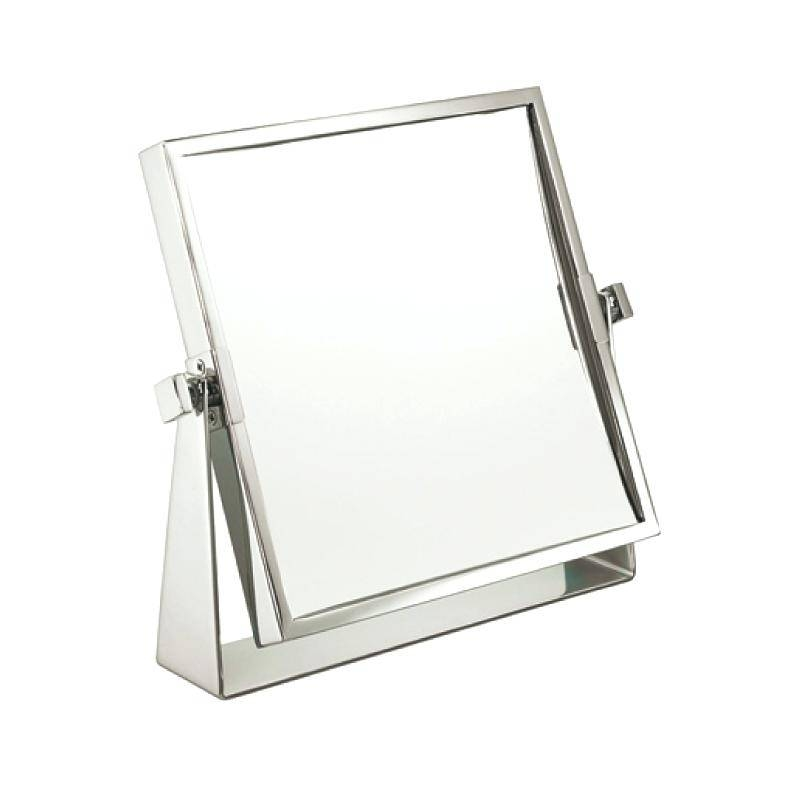Self Standing Curved Glass Mirror Narcisofree Uk Free Magnifying Within Black Free Standing Mirrors (#27 of 30)