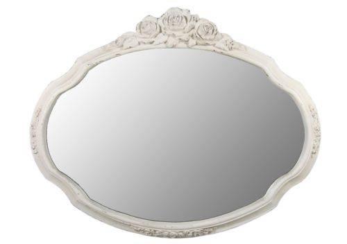 Shabby Chic Mirror | Ebay Inside Cream Shabby Chic Mirrors (#24 of 30)