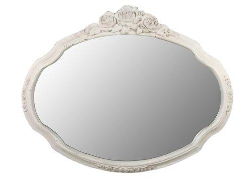 Shabby Chic Mirror | Ebay Pertaining To Oval Shabby Chic Mirrors (View 2 of 20)