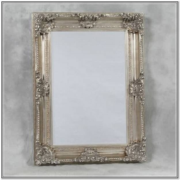 Shabby Chic Mirror Ideas | New Interior Exterior Design Worldlpg Throughout Shabby Chic Mirrors (#13 of 20)