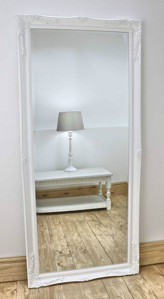 Shabby Chic Mirrors | Inovodecor Regarding Shabby Chic Full Length Mirrors (#19 of 20)