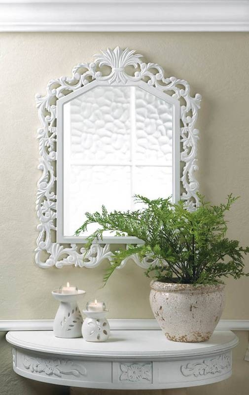 Shabby Chic Stuff – Shabby Chic Stuff Home Decor Blog Regarding White Shabby Chic Wall Mirrors (#19 of 20)