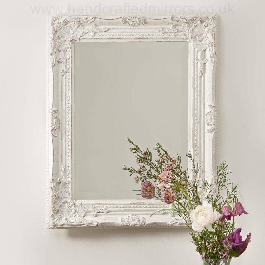 Shabby Chic Wall Mirror 130 Inspiring Style For Fabulous Large Intended For Shabby Chic Wall Mirrors (#24 of 30)