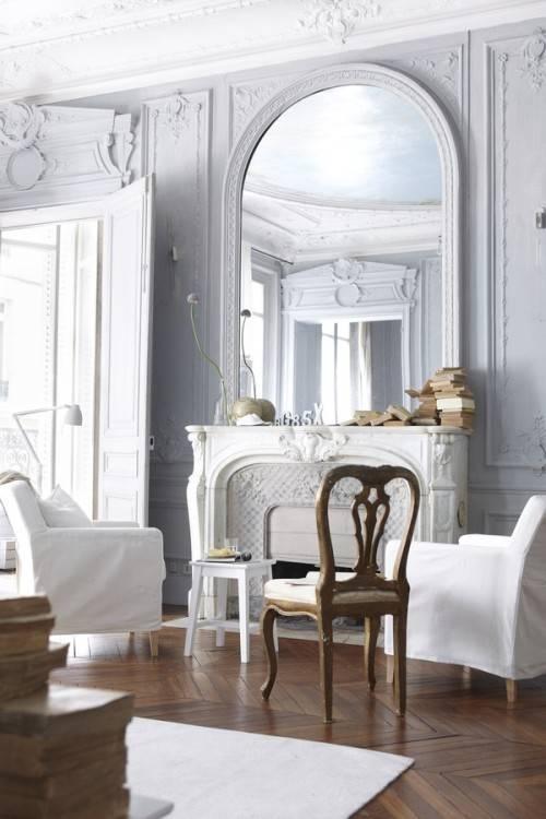 Shantygirlsfarmhouse: French Mirrors Guest Blogger Mari – Design Regarding Large White French Mirrors (#29 of 30)