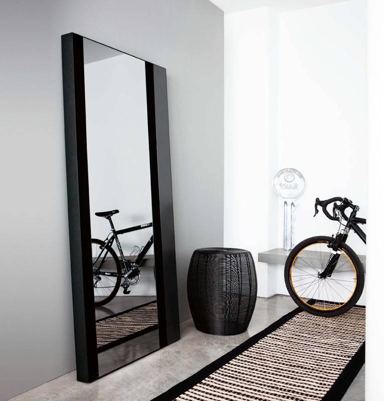 Shift Full Length Mirror   Contemporary Full Length Mirrors In Large Floor Length Mirrors (#18 of 20)