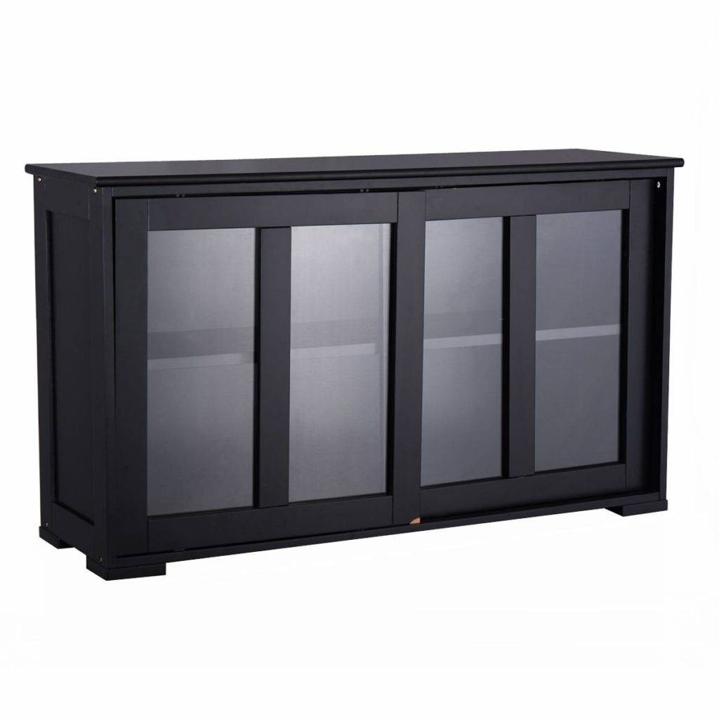 Shop Amazon Buffets & Sideboards Kitchen Buffet Cabinet In Cabinet Within Amazon Furniture Sideboards (#8 of 20)