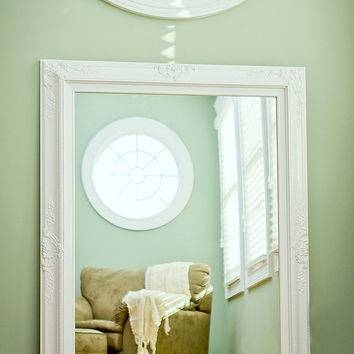Shop Large Shabby Chic Frames On Wanelo With Regard To White Large Shabby Chic Mirrors (#28 of 30)