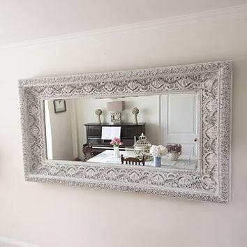 Shop White Shabby Chic Mirror On Wanelo Pertaining To White Shabby Chic Mirrors (#27 of 30)