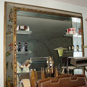 Show & Tell – Antique And Vintage Mirrors | Collectors Weekly In Very Large Mirrors (#18 of 30)