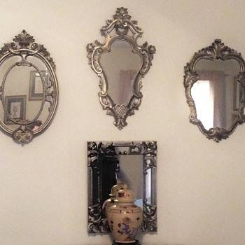 Show & Tell – Antique And Vintage Mirrors | Collectors Weekly Inside Small Vintage Mirrors (#27 of 30)