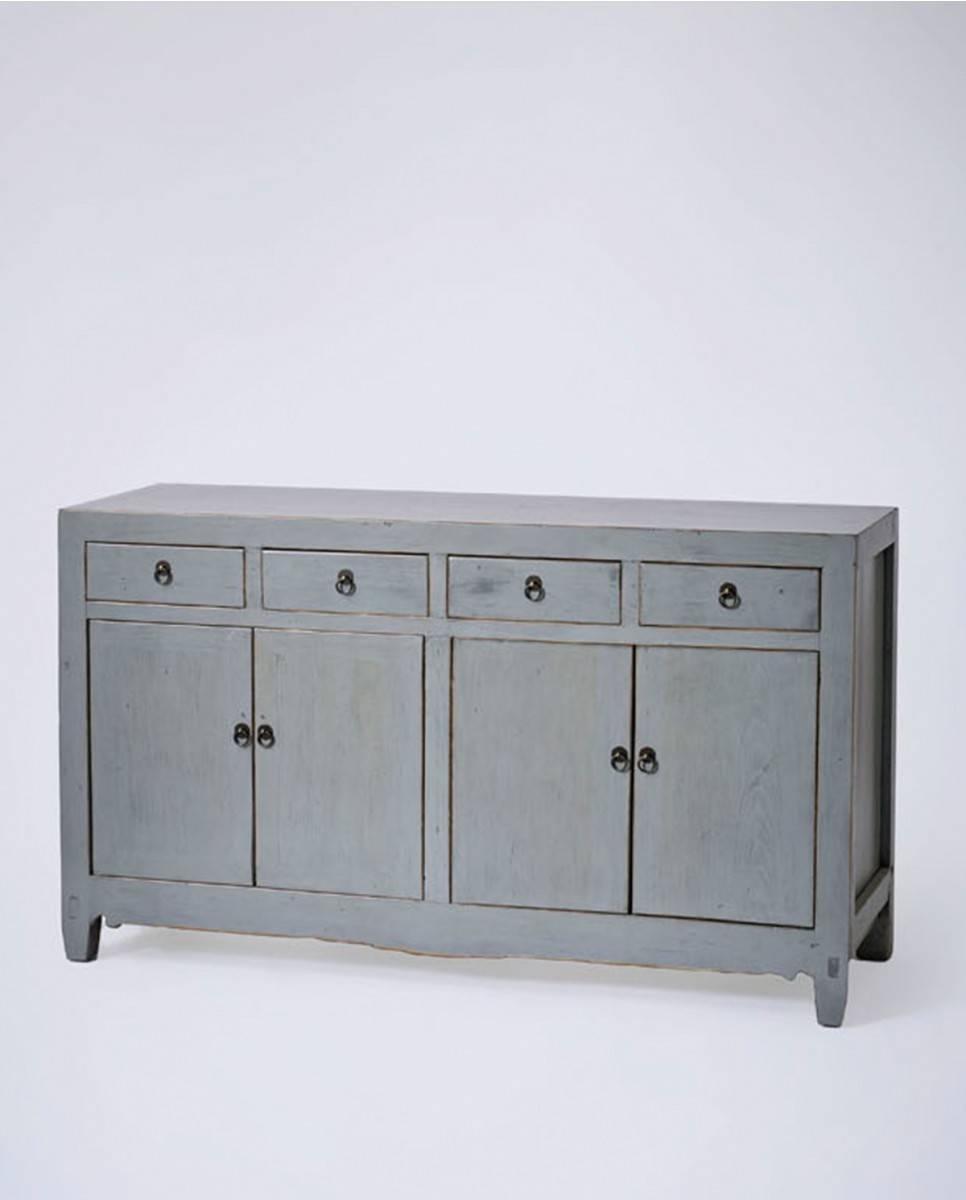 Popular Photo of Grey Wood Sideboard