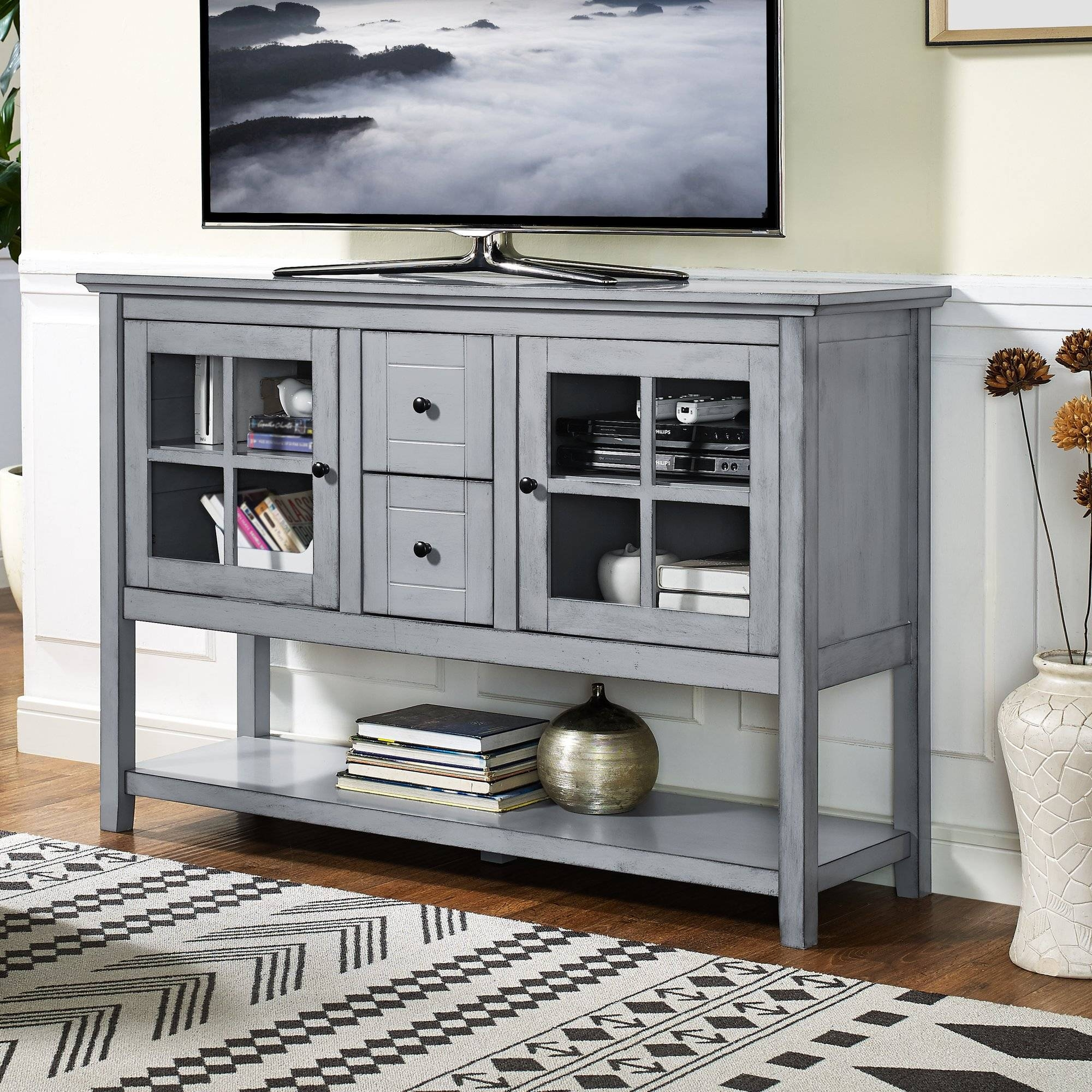 Sideboard Tv Stand With Regard To Sideboard Tv Stand (#18 of 20)