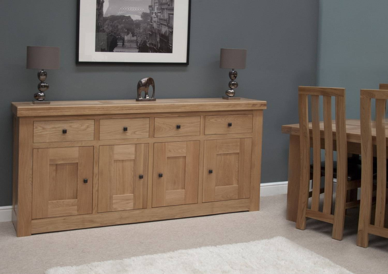Popular Photo of Sideboards For Dining Room