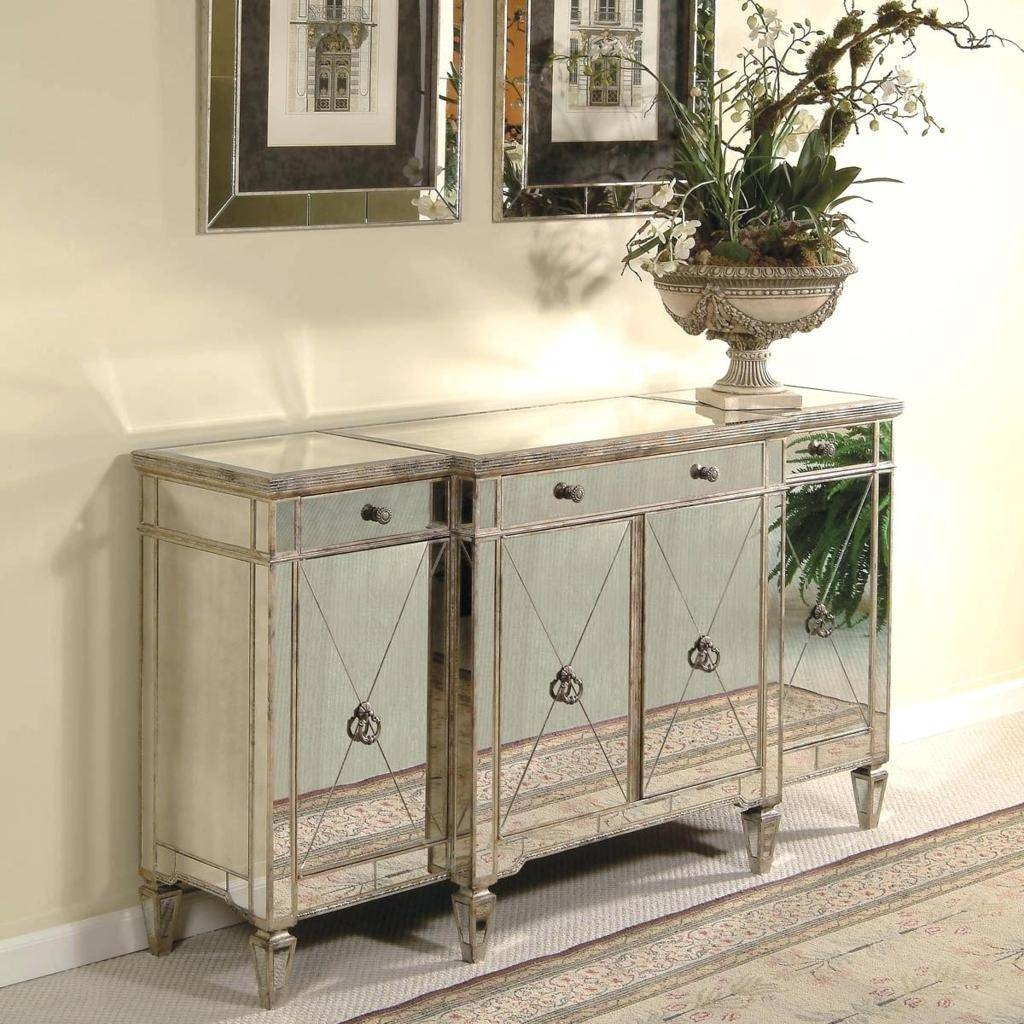 mirrored buffet sideboard 20 ideas of mirrored sideboard furniture 4157