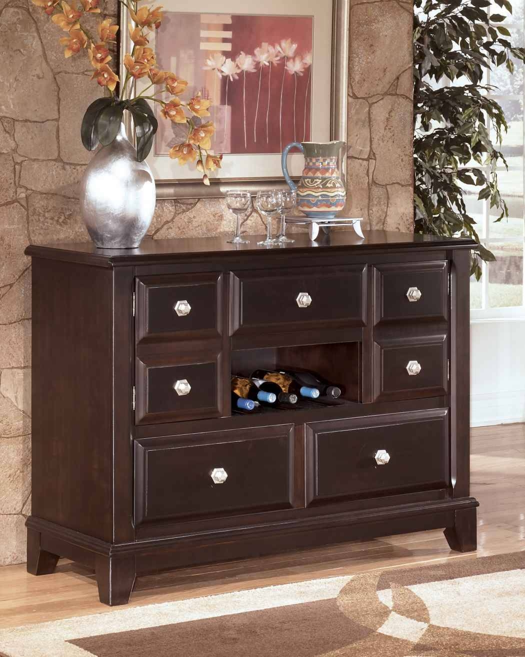 Sideboards: Astounding Buffet Tables For Dining Room Narrow With Sideboards For Dining Room (#17 of 20)