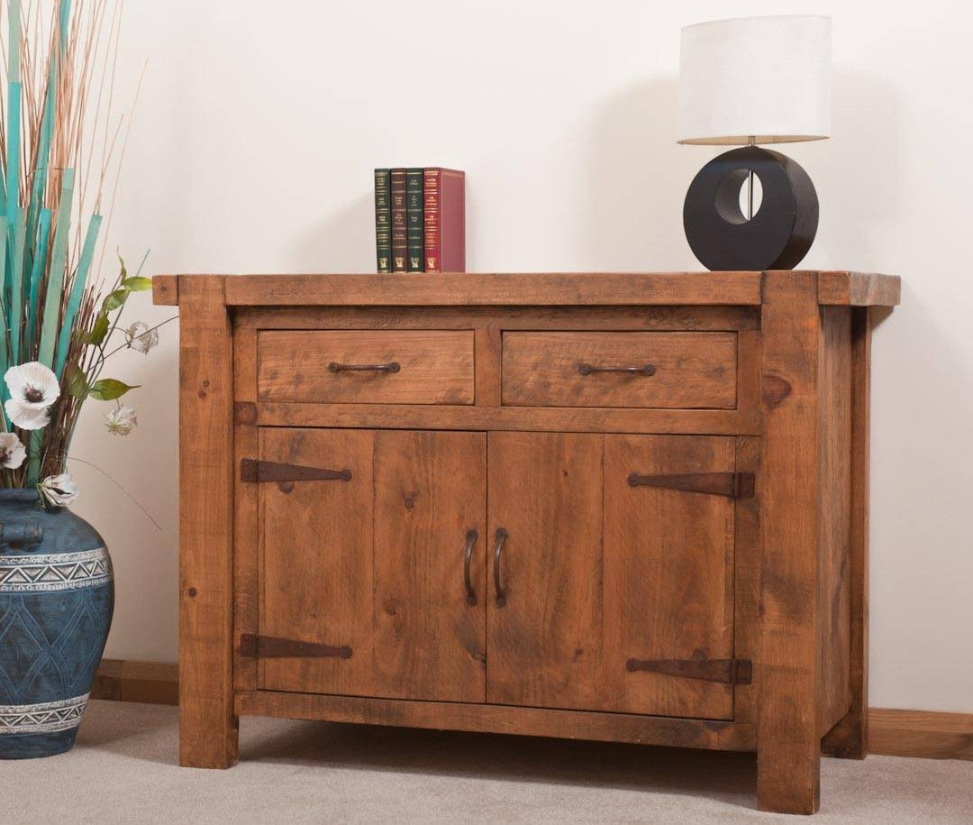 Popular Photo of Rustic Sideboards