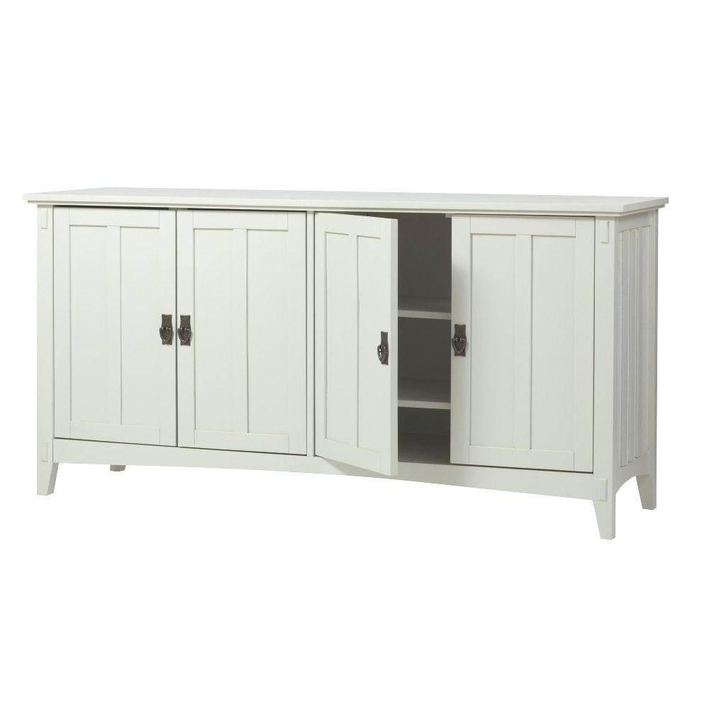 20 best collection of kitchen sideboard white. Black Bedroom Furniture Sets. Home Design Ideas
