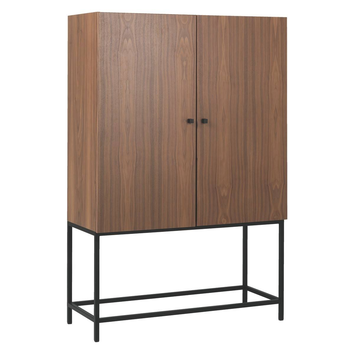 Sideboards, Cupboards & Cabinets In Oak & White – Habitat Uk – Metal With Metal Sideboards (View 14 of 20)