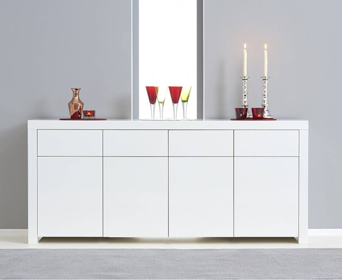 Sideboards | High Gloss | Great Furniture Trading Company | The Regarding White Gloss Sideboards (#14 of 20)