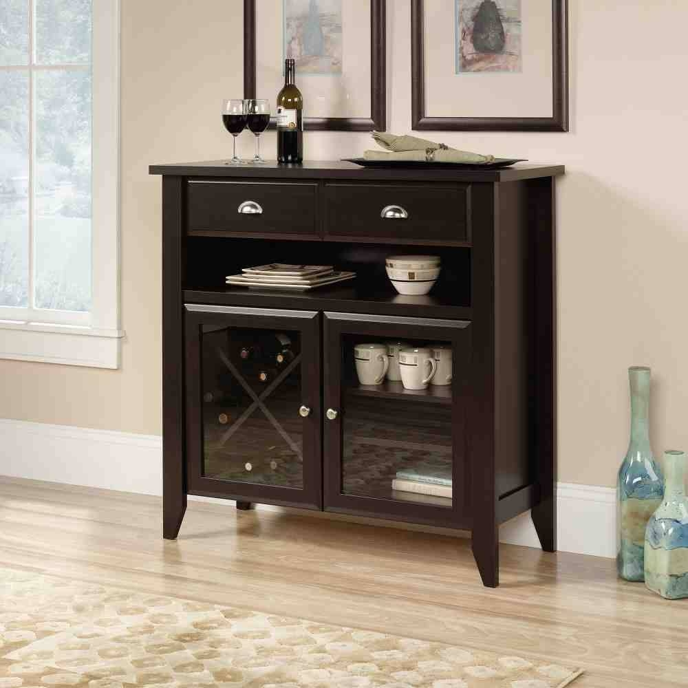 Popular Photo of Narrow Sideboard Cabinet