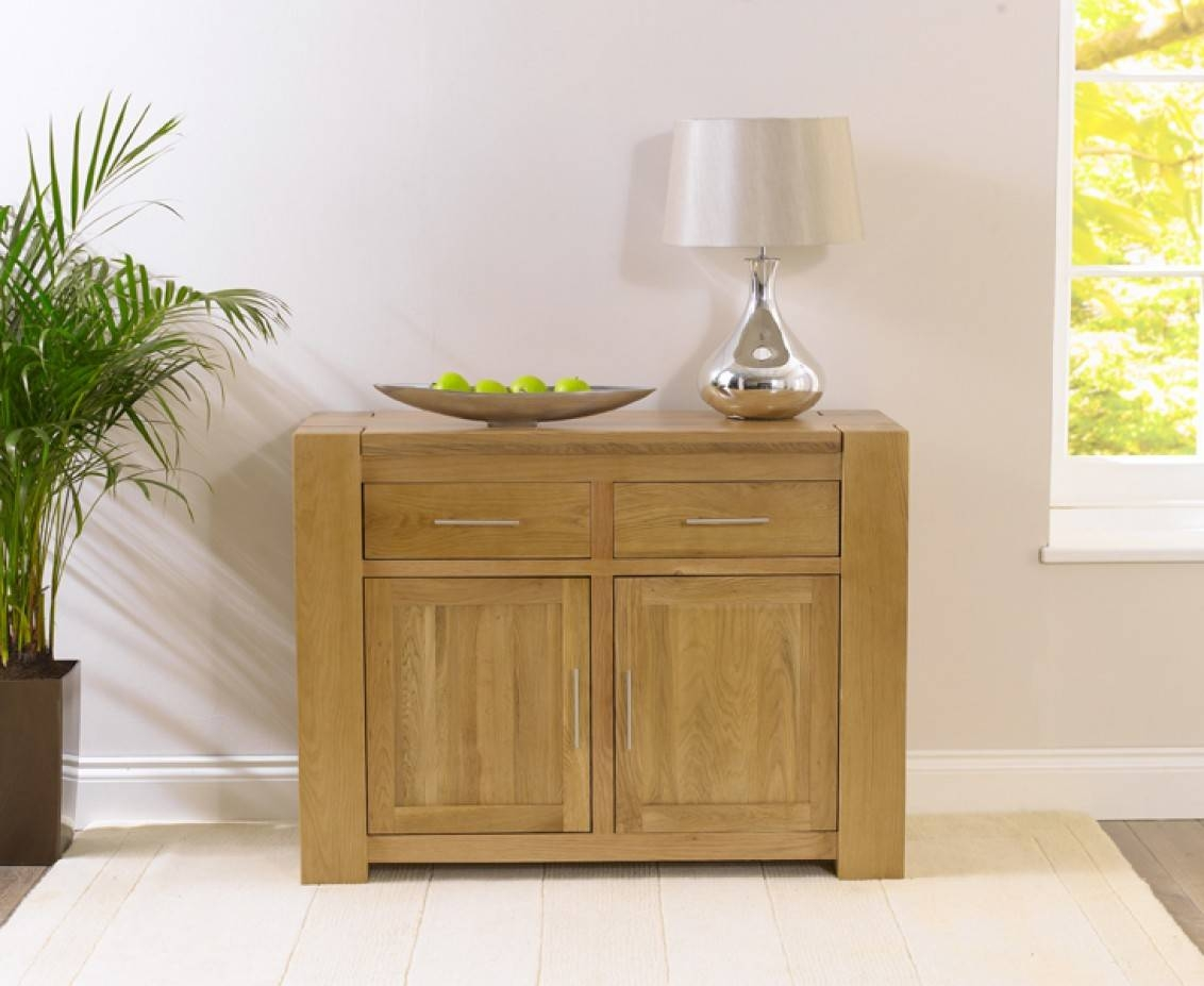 Sideboards | Living Room | Great Furniture Trading Company | The Within Narrow Oak Sideboard (#15 of 20)