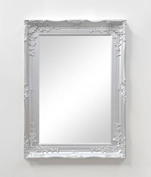 Inspiration about Silver Antique Mirror – Home & Abode With Silver Antique Mirrors (#17 of 20)