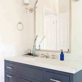 Silver Arch Bathroom Mirror Design Ideas Regarding White Arch Mirrors (#22 of 30)