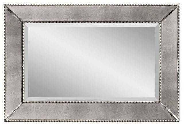 Silver Bathroom Mirror | Pcd Homes With Regard To Silver Rectangular Bathroom Mirrors (#17 of 20)
