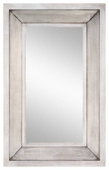 Silver Bathroom Mirror Rectangular | Home Interior Pictures Value Regarding Silver Rectangular Bathroom Mirrors (#14 of 20)