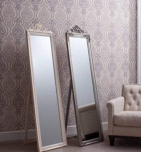 Silver Cheval Mirror | Shop For Silver Cheval Mirror At Www (#19 of 20)