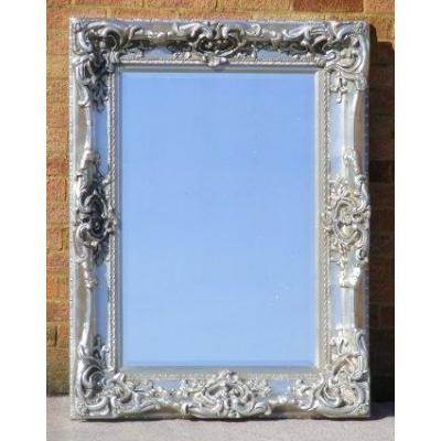 Popular Photo of Silver Gilded Mirrors
