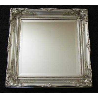 Silver Ornate Mirrors, Classic Mirrors & Stylish Mirrors – Ayers Pertaining To Vintage Silver Mirrors (#19 of 20)