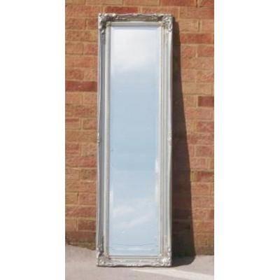 Silver Ornate Mirrors, Classic Mirrors & Stylish Mirrors – Ayers With Full Length Ornate Mirrors (#24 of 30)