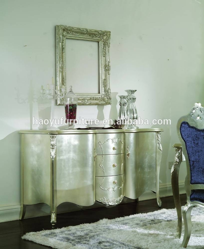 Silver Sideboard, Silver Sideboard Suppliers And Manufacturers At Regarding Silver Sideboards (#19 of 20)