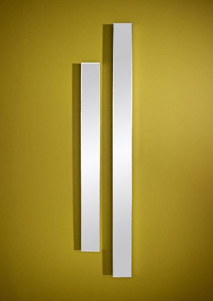 Popular Photo of Slim Wall Mirrors
