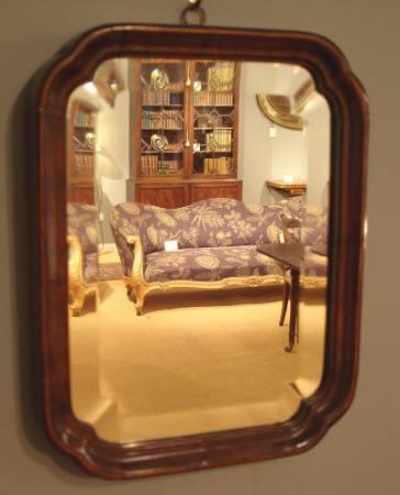 Small Antique Wall Mirror : Antique Wall Mirror – Convex Wall Throughout Small Antique Wall Mirrors (#28 of 30)