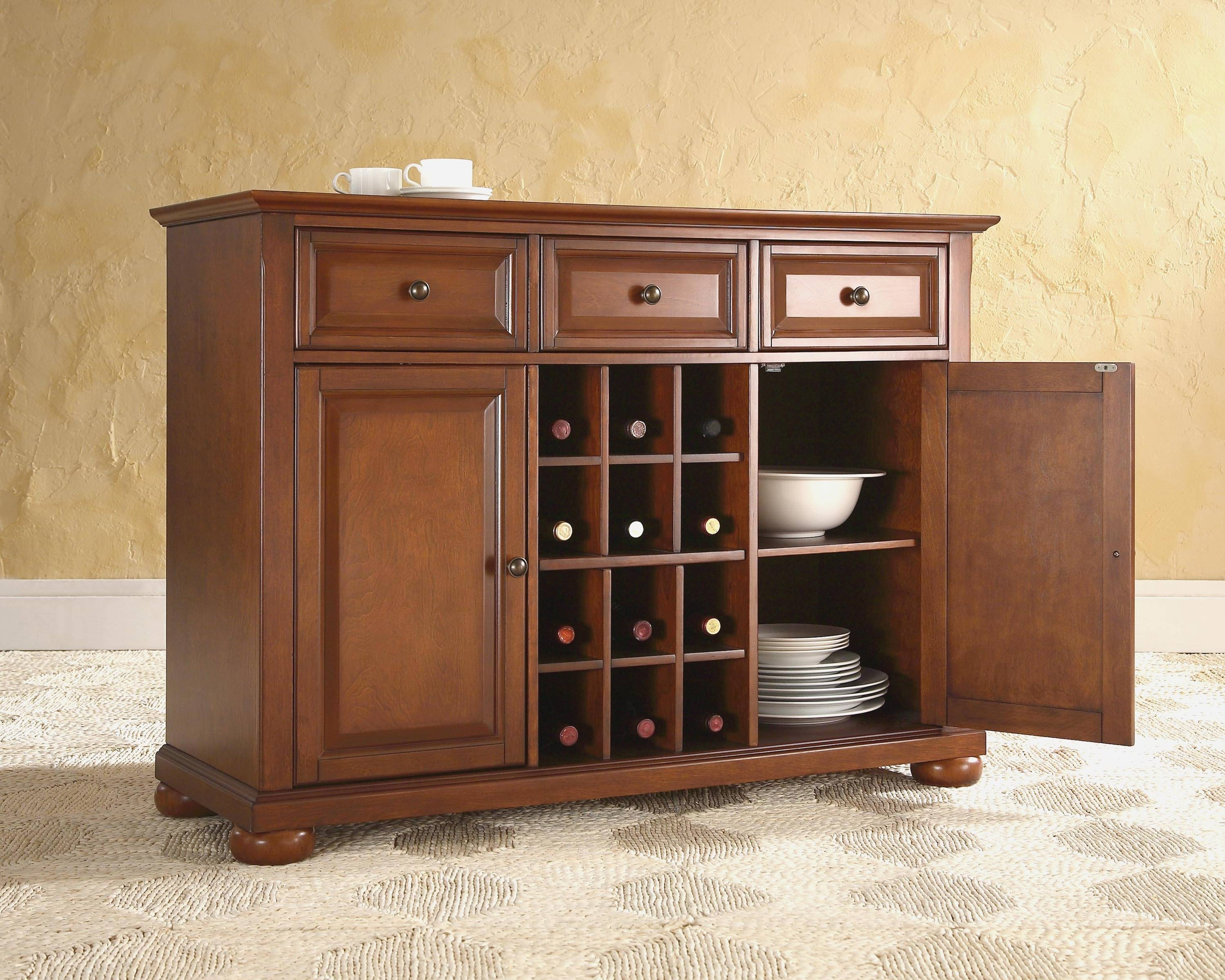 Small Buffet Cabinet – Home Design Ideas And Pictures With Regard To Small Sideboards For Sale (View 11 of 20)