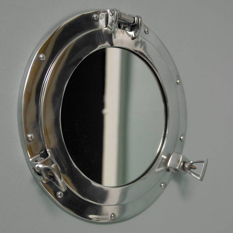 Small Porthole Mirror – Melody Maison® Pertaining To Porthole Mirrors (#27 of 30)