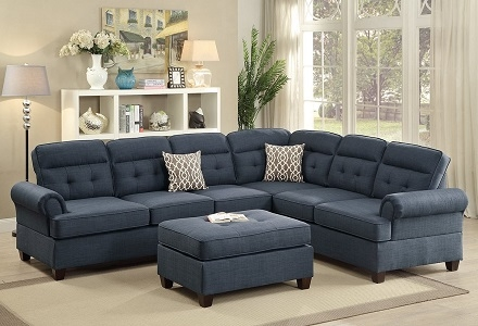 Sofas And Couches Amazon In Sectinal Sofas (View 14 of 15)