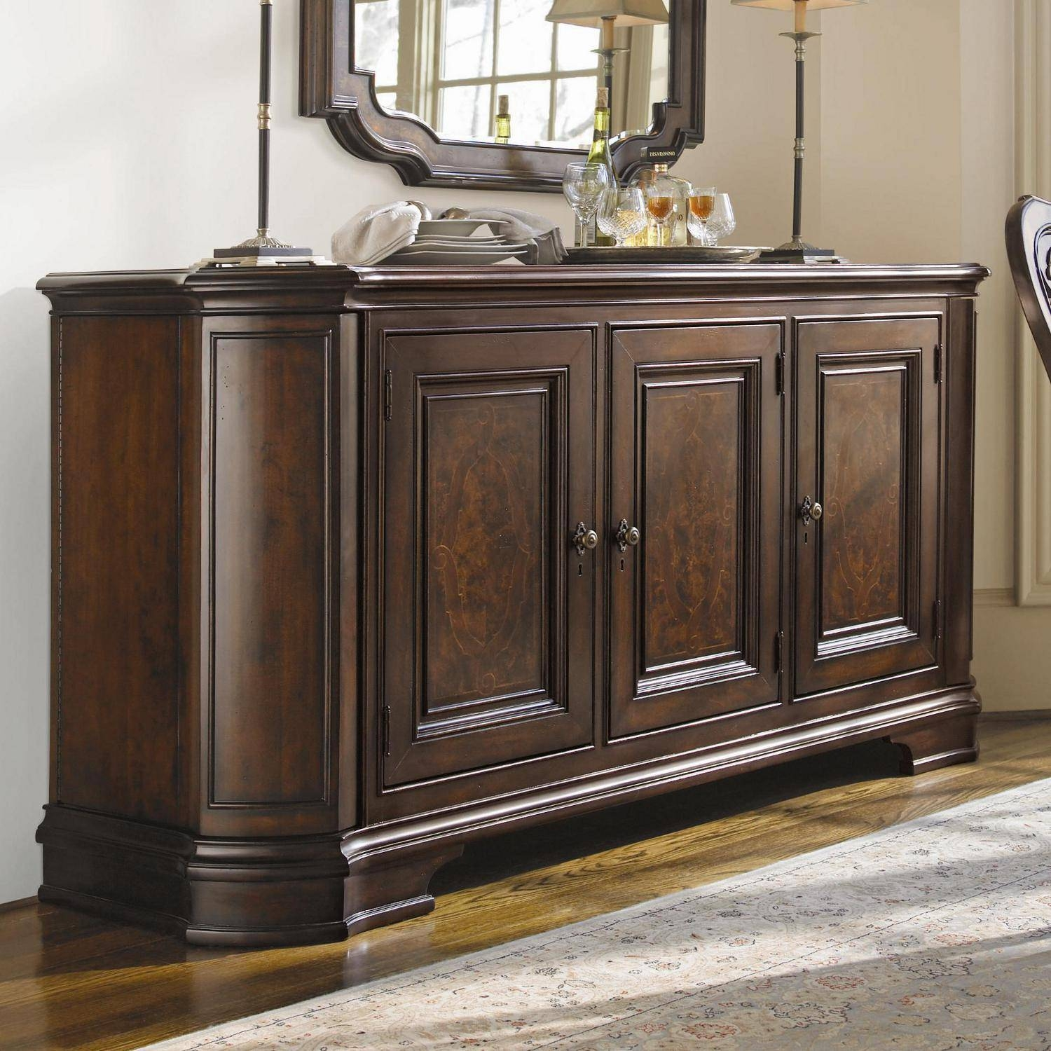 20 Photo Of Small Dark Wood Sideboard