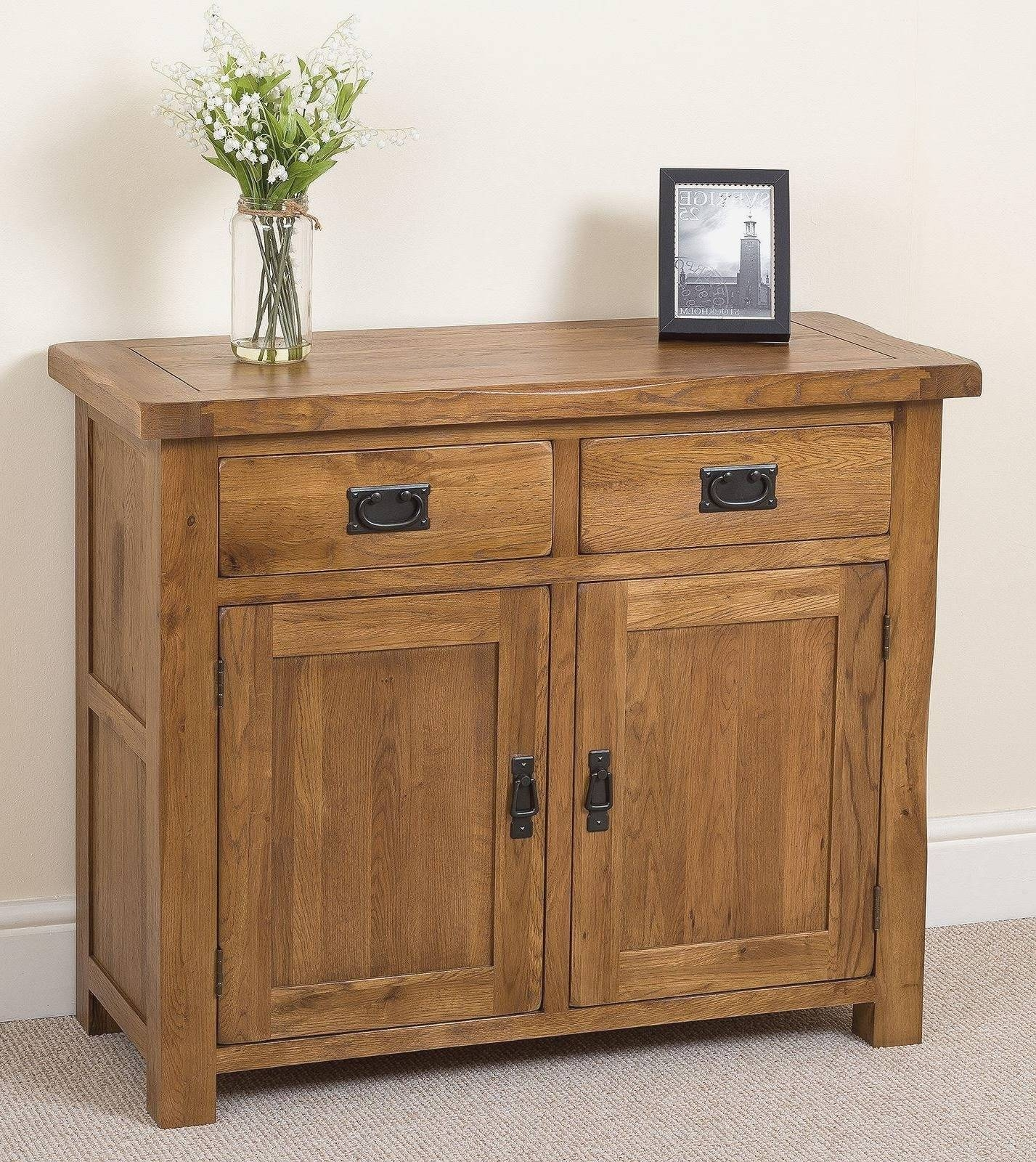 Solid Wood Sideboards And Buffets | Rembun (View 16 of 20)