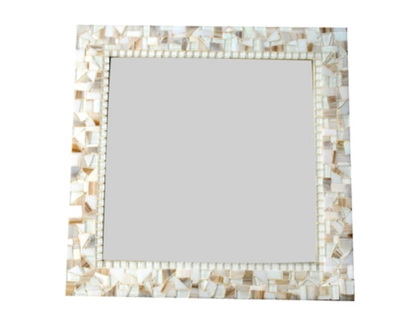 Square Mosaic Wall Mirrors – Green Street Mosaics Within Mosaic Wall Mirrors (#18 of 20)