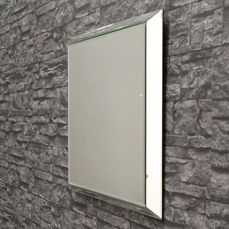Square Venetian Mirror 50 X 50Cm | Exclusive Mirrors Intended For Square Venetian Mirrors (#13 of 20)