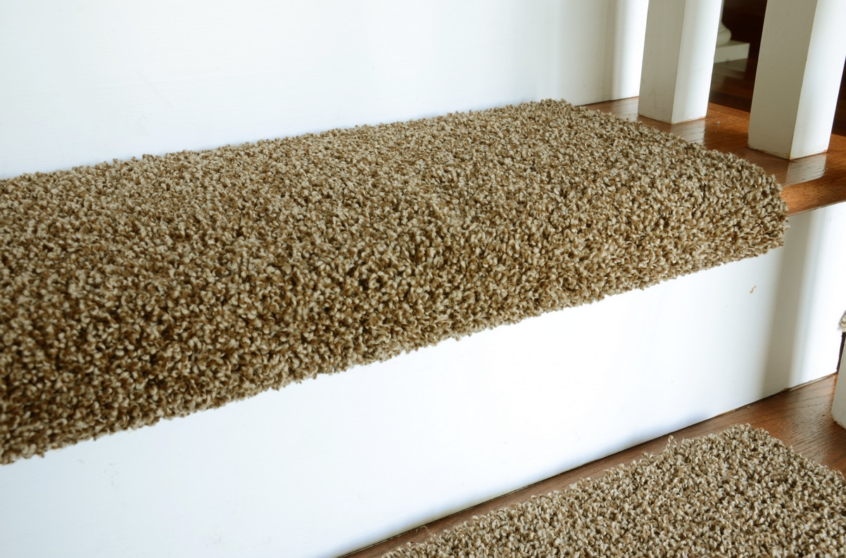 Stair Covers For Carpet How To Find The Best Stair Tread Covers Throughout Stair Tread Carpet Pads (#18 of 20)