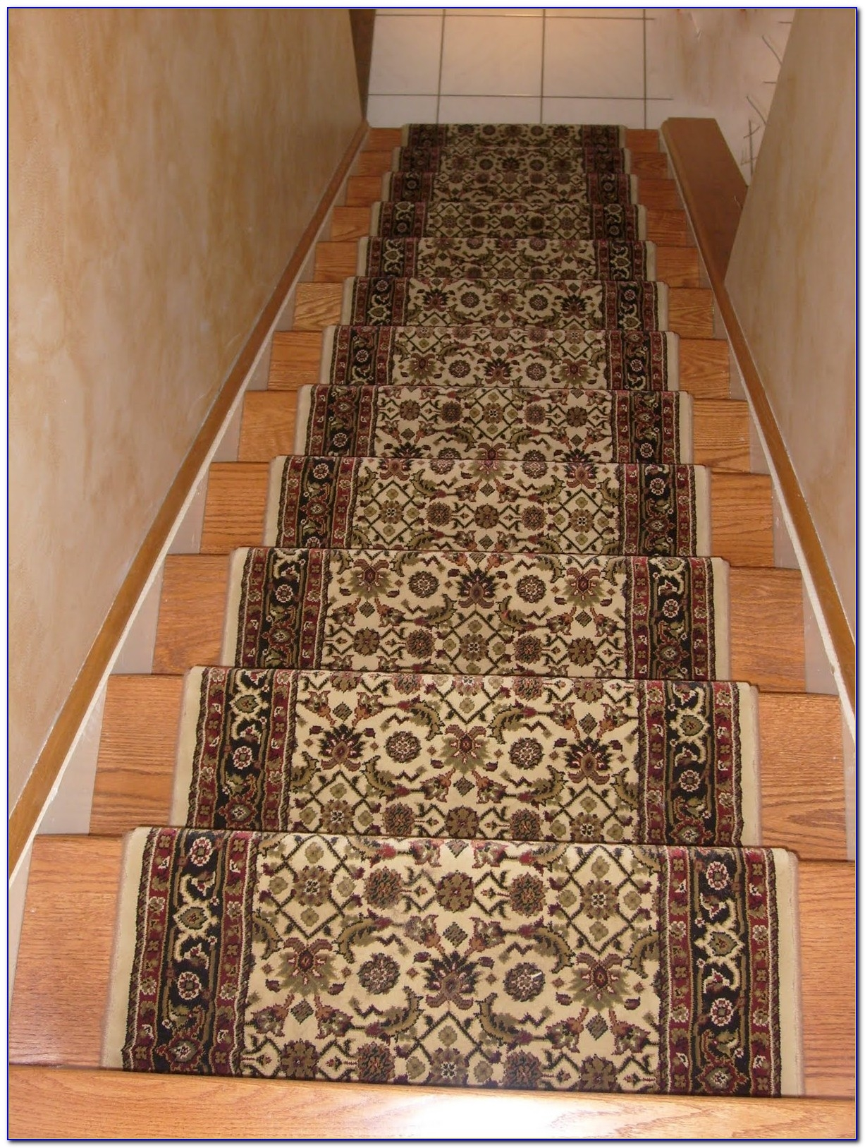 Inspiration About Stair Rug Runner Rugs Home Design Ideas Oemv2enmlz63418  Inside Carpet Stair Pads (#