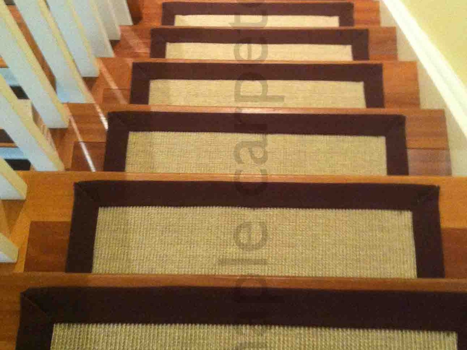 Stair Step Carpet Treads 12000 Carpet Cleaners In Removable Carpet Stair Treads (#17 of 20)