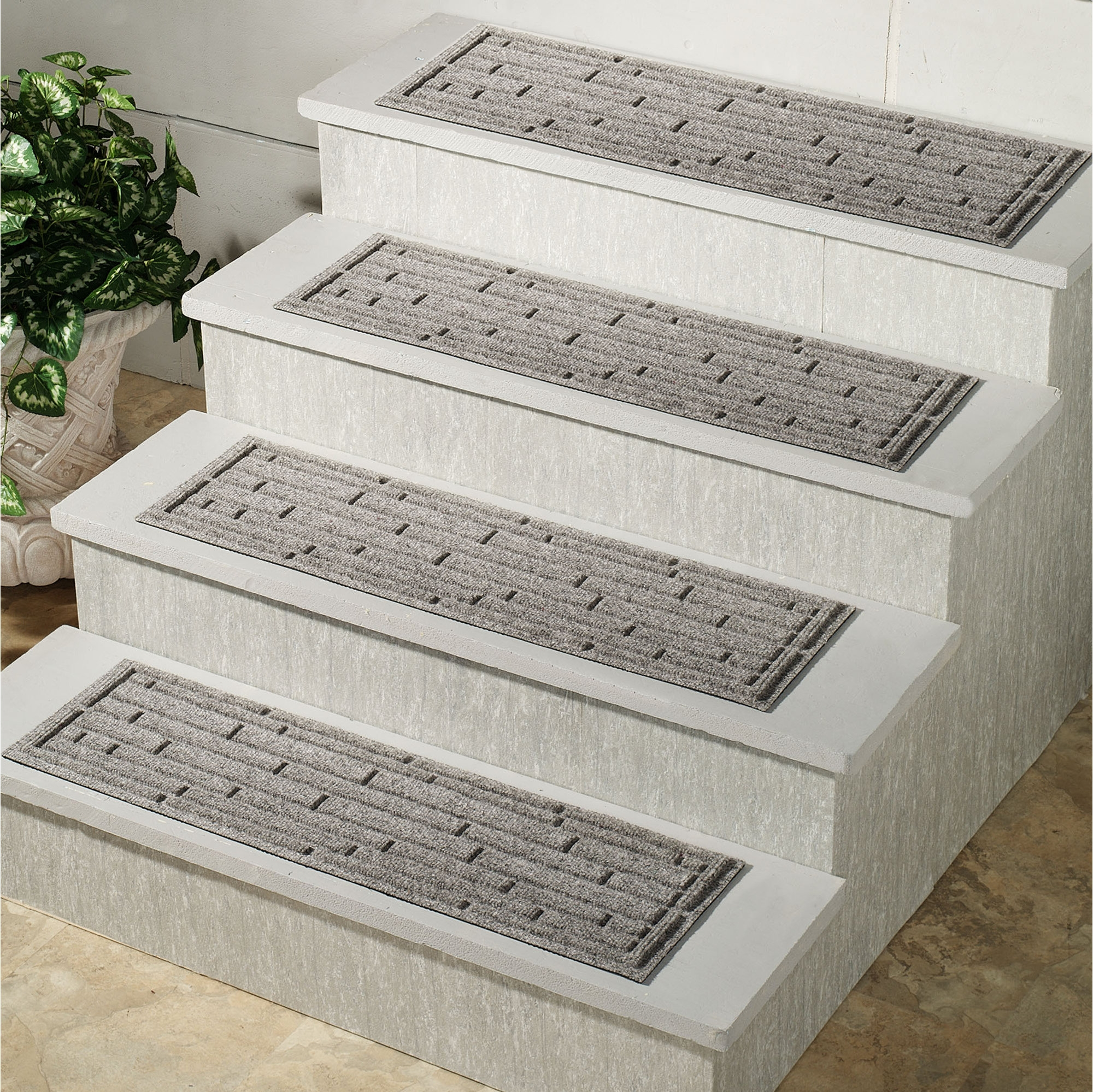 Stair Tread Covers Ideas About Stair Treads On Pinterest Carpet For Grey Carpet Stair Treads (#15 of 20)