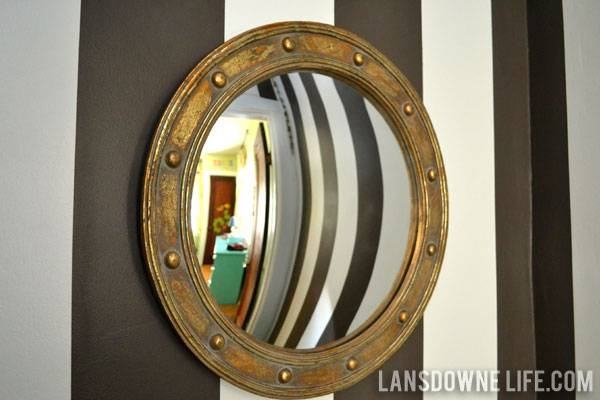 Stairway Archives – Lansdowne Life Throughout Convex Porthole Mirrors (#14 of 15)