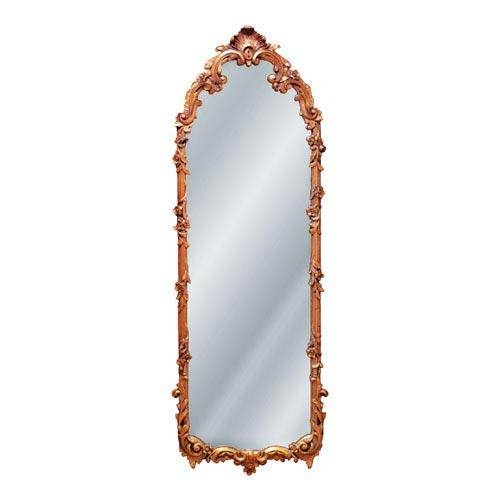 Standing Mirrors On Sale, Full Length Floor Mirrors Bellacor Intended For Gold Full Length Mirrors (#27 of 30)