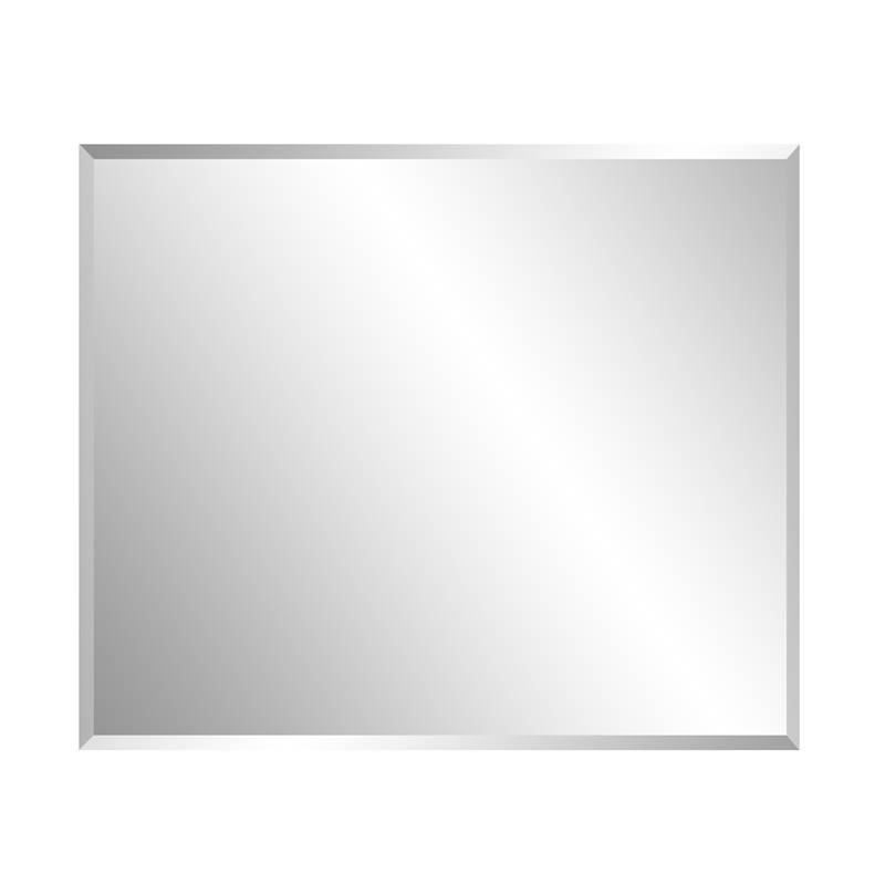 Stein Bevelled Edge Mirror 900 X 900Mm | Bunnings Warehouse With Bevelled Edge Mirrors (#18 of 20)